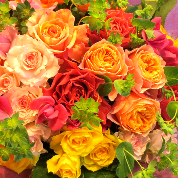 Rose Only Bouquet